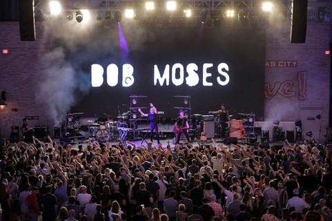 Bob Moses, KC Live