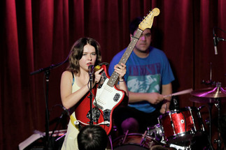Snail Mail, Off Broadway
