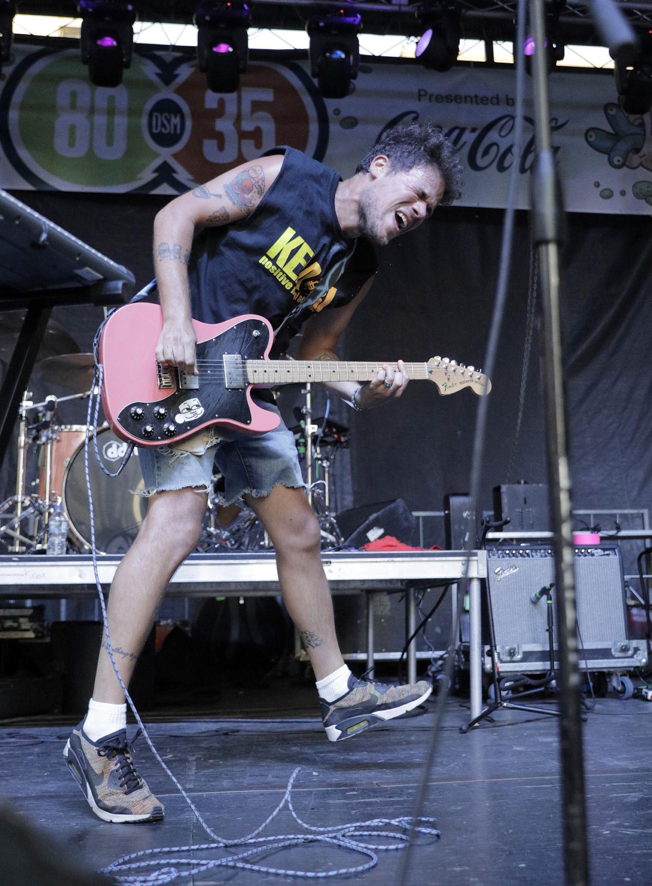 Jeff Rosenstock, 80/35 Festival