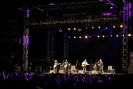 Nick Lowe and Los Straightjackets, Roots N Blues N BBQ