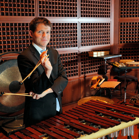 San Francisco Symphony Percussionist, Jacob Nissly