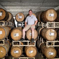 Derrick Langeneckert, Brewmaster at Alpha Brewing Company
