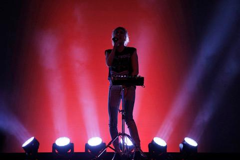 Phantogram, KC Live