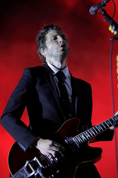 INTERPOL • Greek Theatre - Berkeley