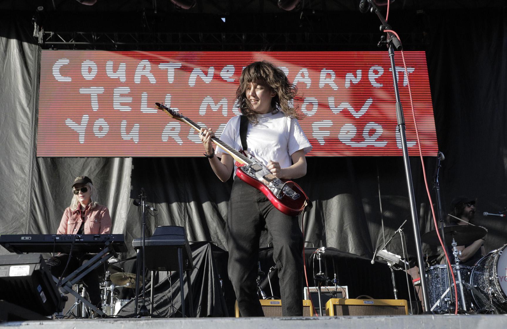Courtney Barnett, 80/35 Festival