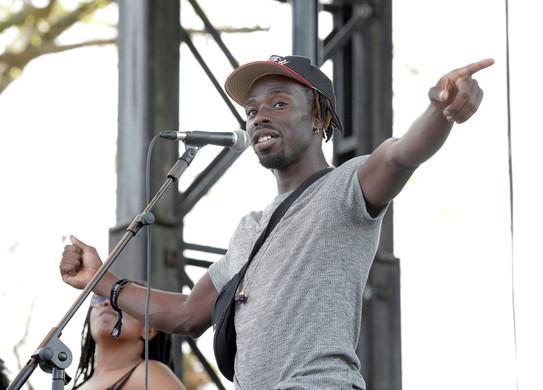 Black Pumas, Roots n Blues n BBQ 2019