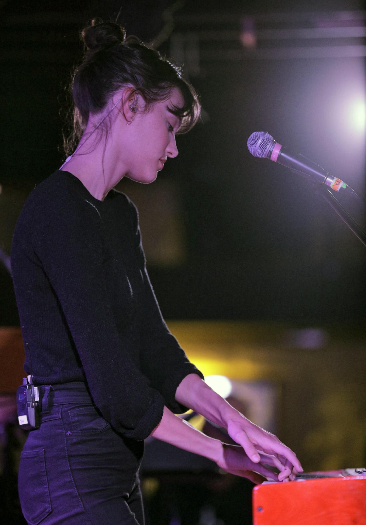 Charlotte Cardin, The Duck Room
