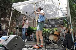 Naked Giants, 80/35 Festival