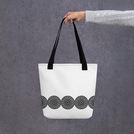 Mandala Lace Design Tote bag