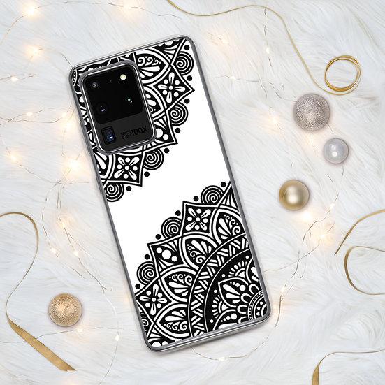 Samsung Case with Mandala Design
