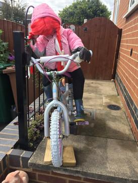 Jessie's First Ride