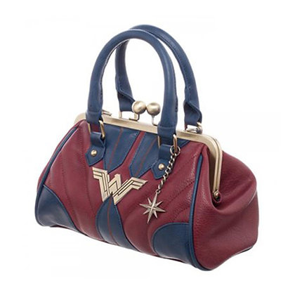 DC WONDER WOMAN COSTUME INSPIRED DESIGN HANDBAG