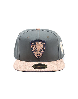 MARVEL GUARDIANS OF THE GALAXY 2 GROOT CHARACTER SNAPBACK