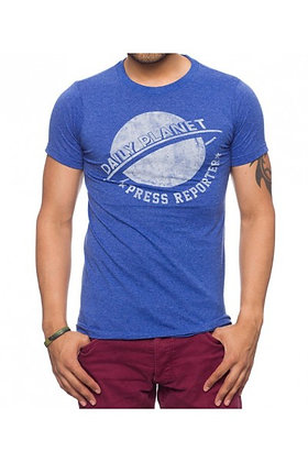 DC SUPERMAN DAILY PLANET T-SHIRT