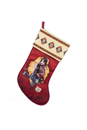 THE WALKING DEAD DARYL DIXON CHRISTMAS STOCKING