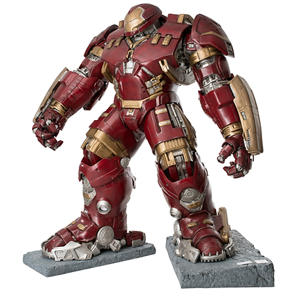 MARVEL AVENGERS - AGE OF ULTRON - LIFE SIZE HULKBUSTER LIMITED EDT  FIGURE