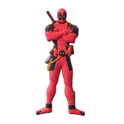 MARVEL DEADPOOL SOFT TOUCH MAGNET