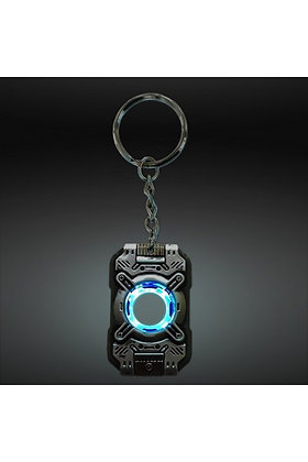 HALO LIGHT-UP CORTANA DATA CHIP KEY CHAIN