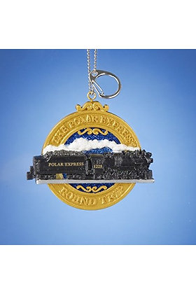 POLAR EXPRESS CLIP ON HANGING DECORATION