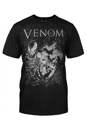 MARVEL SPIDER-MAN VENOM EXTREME ART T-SHIRT