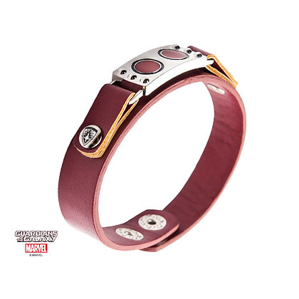 MARVEL GUARDIANS OF THE GALAXY STARLORD LEATHER BRACELET
