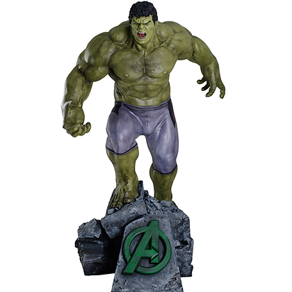 MARVEL - THE AVENGERS - AGE OF ULTRON LIFE SIZE HULK - LIMITED EDT FIGURE
