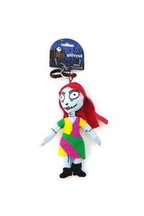 NIGHTMARE BEFORE CHRISTMAS SALLY PLUSH KEYRING