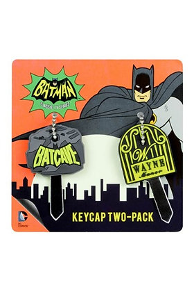 BATMAN BATCAVE AND WAYNE MANOR KEY COVER 2-PACK