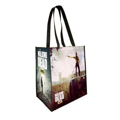 THE WALKING DEAD RICK GRIMES SHOPPER TOTE BAG