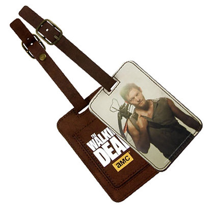 THE WALKING DEAD DARYL DIXON LUGGAGE TAG
