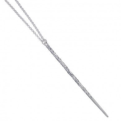 HARRY POTTER HERMIONE GRANGER WAND NECKLACE