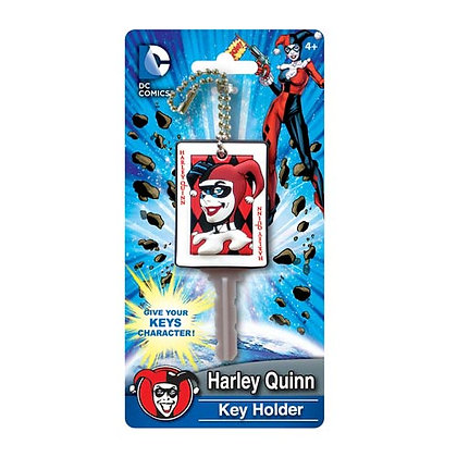 DC BATMAN HARLEY QUINN SOFT TOUCH KEY COVER
