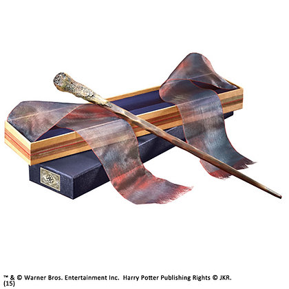 HARRY POTTER RON WEASLEY WIZARD WAND IN OLIVANERS GIFT BOX