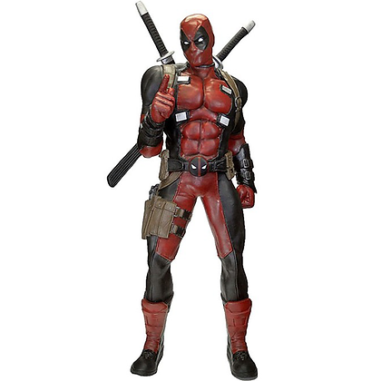 MARVEL DEADPOOL NECA CLASSICS LIFE SIZE FOAM REPLICA