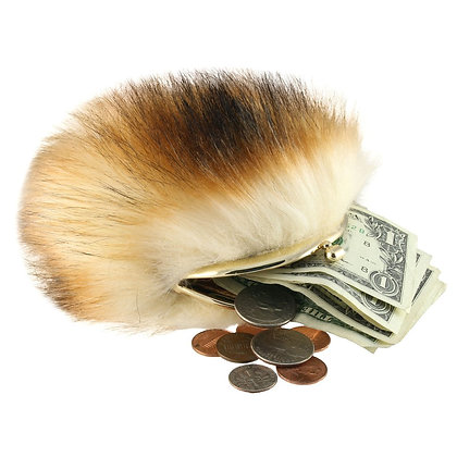 STAR TREK LADIES PLUSH FUR TRIBBLE PURSE