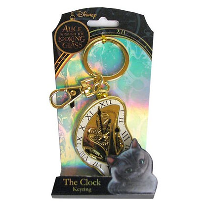 DISNEY ALICE IN WONDERLAND - WARPED CLOCK