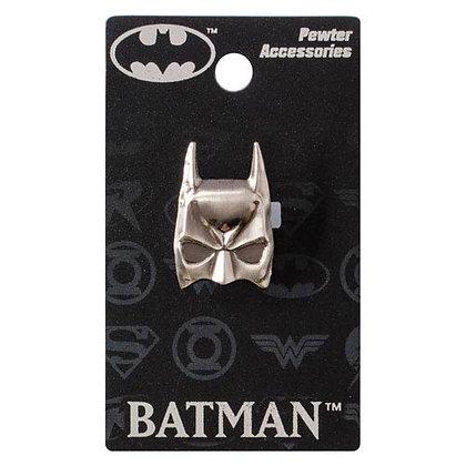 DC BATMAN COWL LAPEL PIN