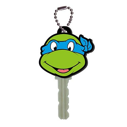 TEENAGE MUTANT NINJA TURTLES LEONARDO KEY COVER