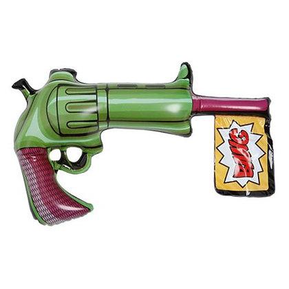 DC BATMAN JOKER INFLATABLE GUN