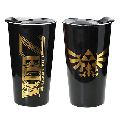 LEGEND OF ZELDA CERAMIC TRAVEL CUP