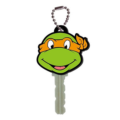 TEENAGE MUTANT NINJA TURTLES MICHELANGELO KEY COVER