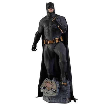 DC BATMAN V SUPERMAN BATMAN LIFE SIZE FIGURE - LIMITED EDT