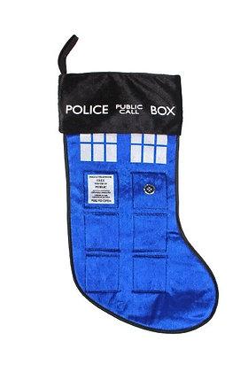 "DOCTOR WHO TARDIS 18"" STOCKING"