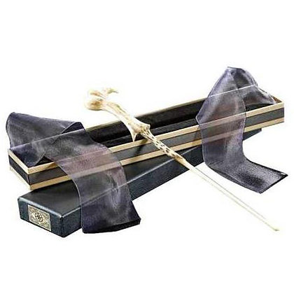 HARRY POTTER LORD VOLDEMORT WIZARD WAND IN OLIVANERS GIFT BOX
