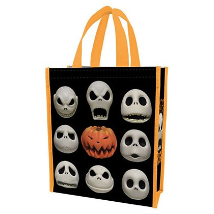 DISNEY THE NIGHTMARE BEFORE CHRISTMAS SMALL RECYCLED TOTE BAG