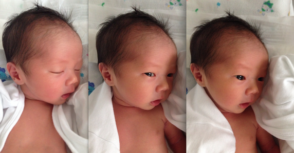 A new member, Euisun Choi was born on 2014.7.30. Welcome aboard!