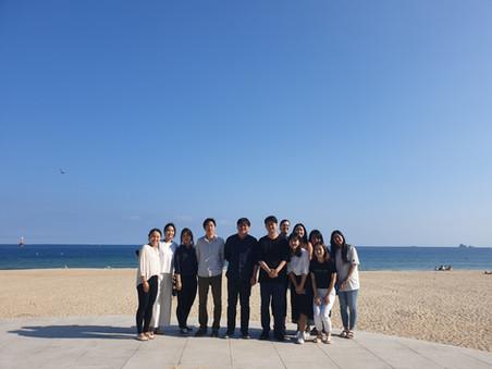 Lab retreat to Busan