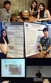The 13th Japan-China-Korea Bioinformatics Symposium at Okinawa, Japan (2015.08.10-12)