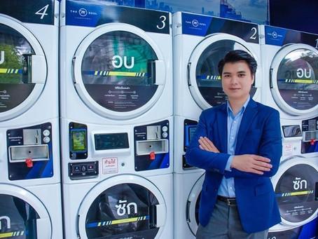 The M Soul Laundromat พร้อมขยายตลาดธุรกิจร้านสะดวกซักในปี 2563