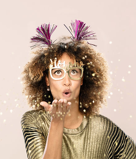 Presentkort - festsminkning - party makeup - party - fest
